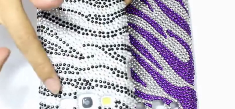 Best Jeweled Phone Cases for Samsung Galaxy S3