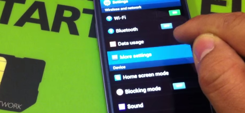 Net10 APN Settings for Samsung Galaxy S3