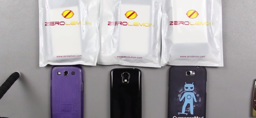 ZeroLemon Samsung Galaxy S iii 7000mah Extended Battery Review