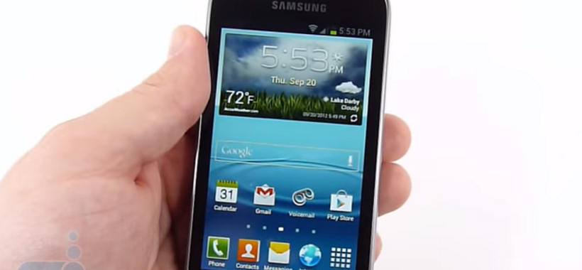 Samsung Galaxy Victory TM 4G LTE Review