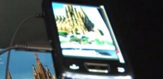 Samsung Beam i8520 Review