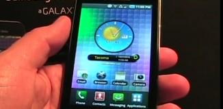 Samsung Galaxy Mesmerize Specs