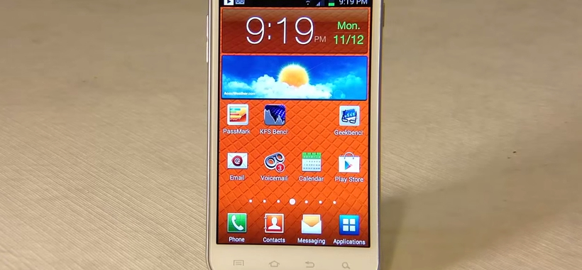 Boost Mobile Samsung Galaxy S2 Review