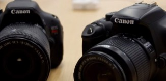 Difference Between Canon Rebel T3 and T3I