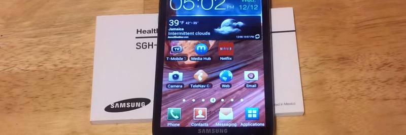 Samsung Galaxy S II SGH T989