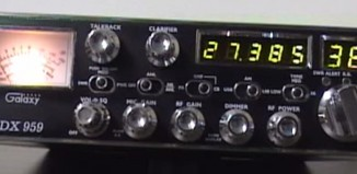 Galaxy CB Radio