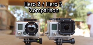 Difference Between GoPro Hero 2 and 3