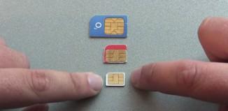 Difference Between Micro Sim and Nano Sim