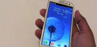Samsung Galaxy 3S Specs