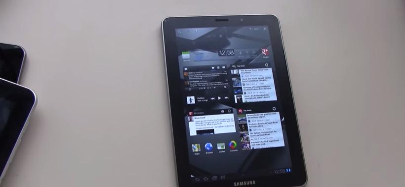 Samsung Galaxy 7.7 Specs