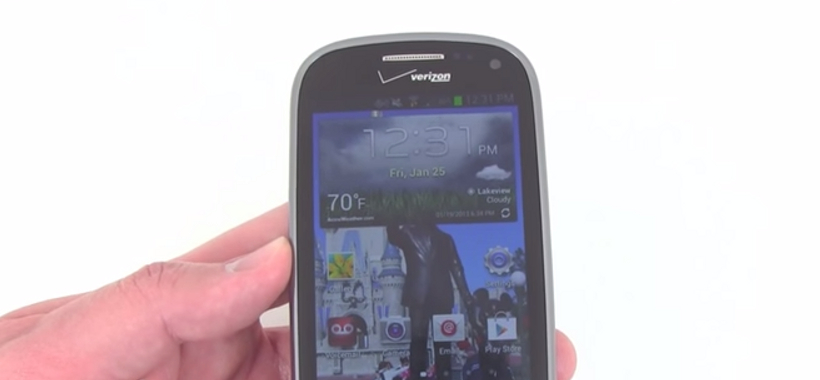 Samsung Galaxy Stratosphere II Specs