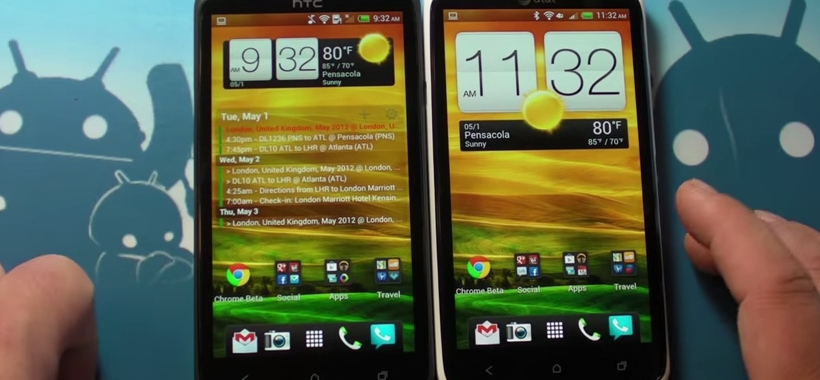 Difference Between HTC One and HTC One X