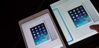 Difference Between iPad Air and iPad Retina