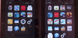 Difference Between Kindle Fire and Fire HD