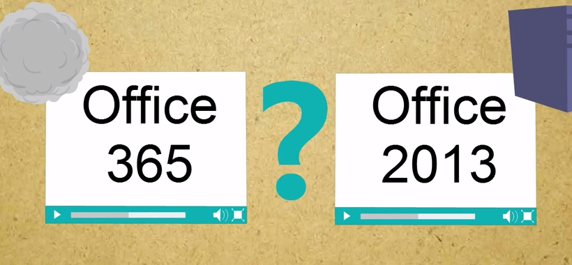 Difference Between Office 2013 and Office 365